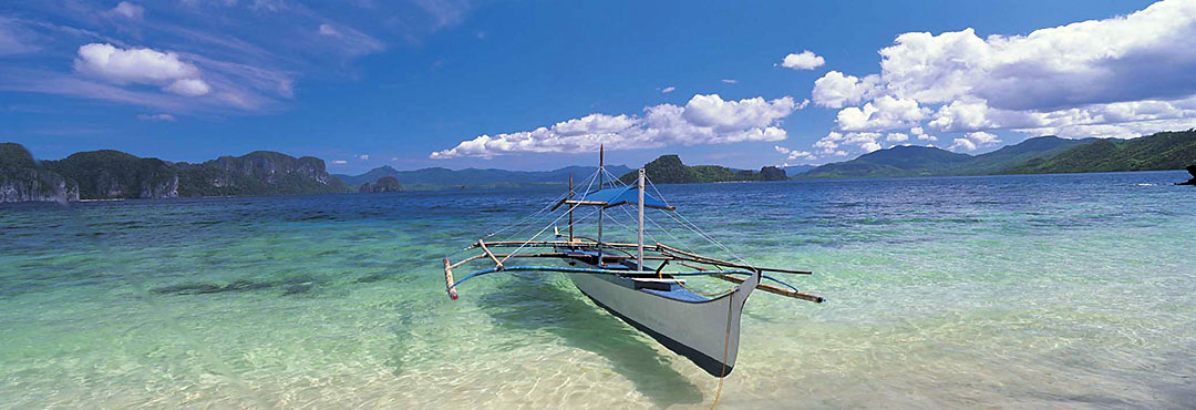 Palawan natural paradise in Philippines