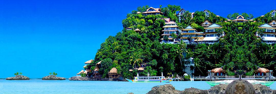 Boracay  Philippines paradise beach