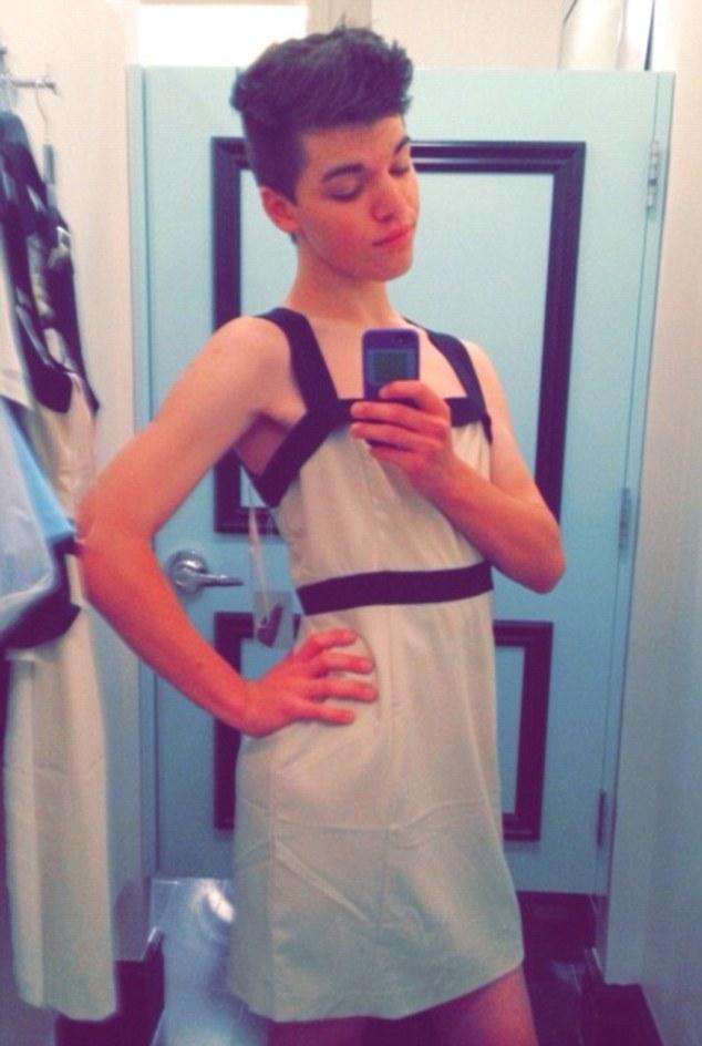 Leelah Alcorn young transgender 17