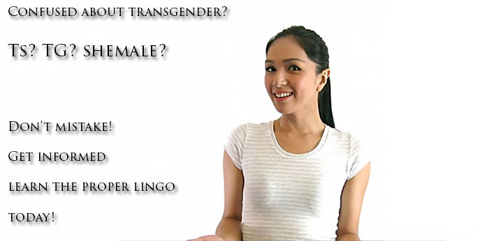 Ladyboy dating tips - How to address a transgender woman, ladyboy dating