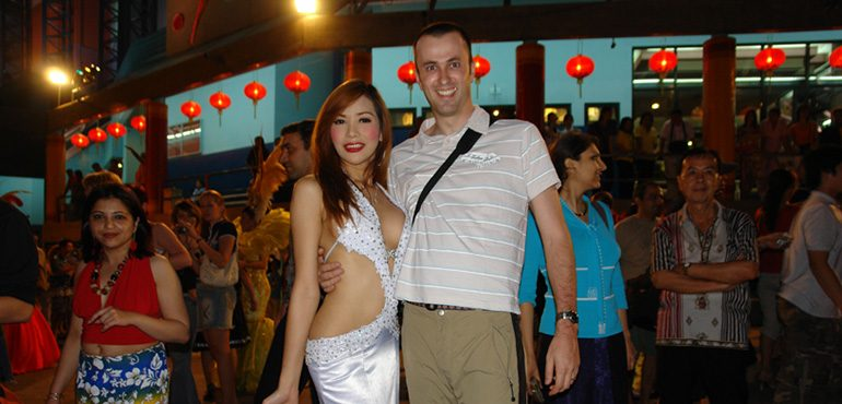 Wrong stereotype about Asian ladyboys