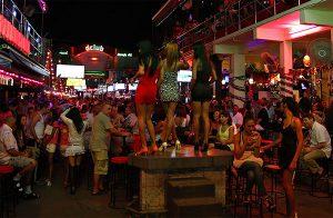 Ladyboys Kathoey tgirl in Pattaya