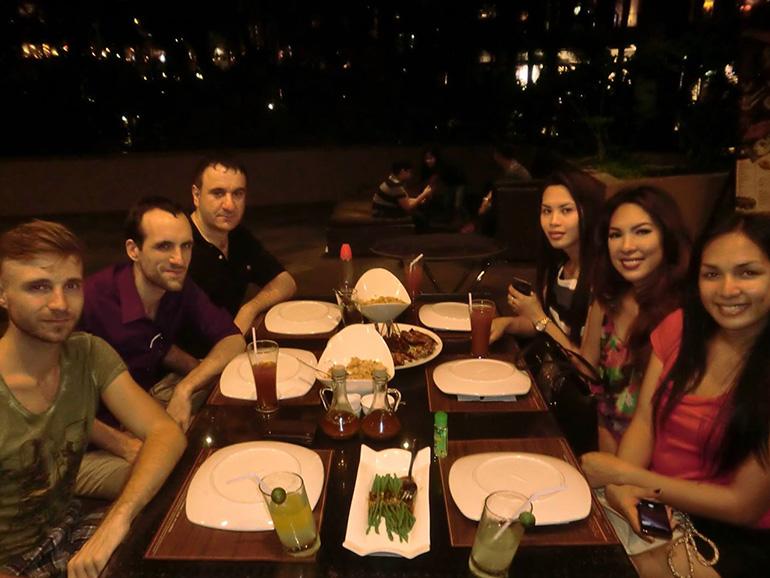 Ladyboy Girlfriend from Manila, Philippines