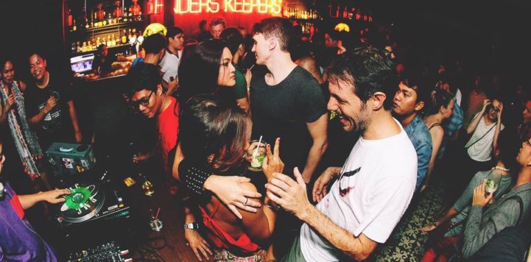 Nightlife Manila Ladyboy Bars