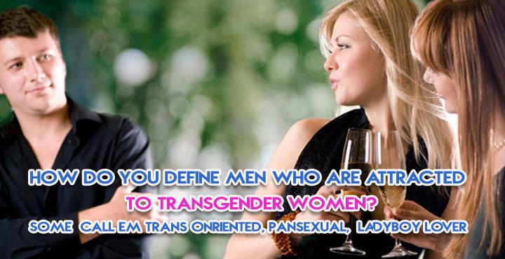 What straight men seek from transsexual women
